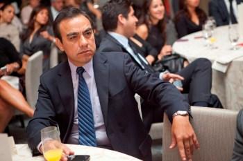 Julián Leyzaola, secretario